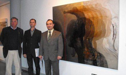 Oliva de la Frontera inaugura el X Premio de Pintura Timoteo Pérez, que este año ha contado con 107 obras