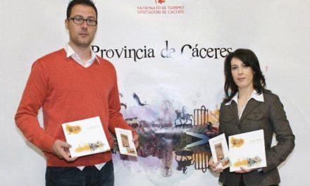 La Diputación de Cáceres edita un nuevo folleto para promocionar los Conjuntos Históricos de la provincia