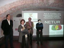 El Ayuntamiento de Cáceres pone en marcha el programa Netur para potenciar el turismo en la ciudad