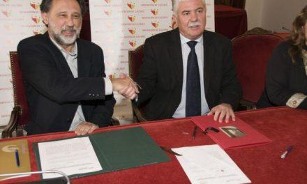 REDEX y IdenTIC firman un convenio para el desarrollo de las tecnologías en el mundo rural