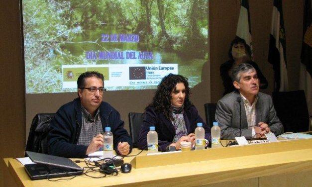 Fademur reivindica en Mérida la participación de las mujeres en los organismos de gestión del agua