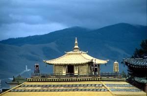 La localidad de San Martín de Trevejo tendrá el primer monasterio budista de la región extremeña