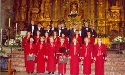La Coral Cauriense ofrecerá el martes día 30 un concierto en la Iglesia de la Preciosa Sangre de Cáceres