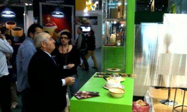 El Queso de La Serena cierra su presencia en la Feria Alimentaria con interesantes contactos comerciales