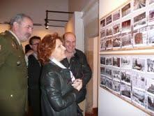 El Palacio de las Cigüeñas de Cáceres acoge hasta el 7 de abril la exposición 'Cáceres de blanco y oro'