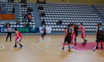 El Cáceres Basket 2016 arroya al Kics Vigo y da un paso de gigante para luchar por el ascenso a la liga ACB