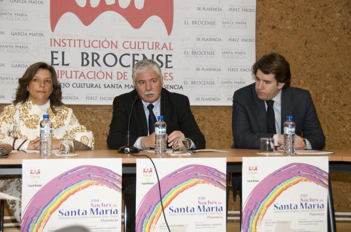 La programación de Noches de Santa María arranca el 6 de abril en Plasencia con el flamenco de Diego Carrasco