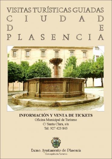 Turismo pone en marcha un sistema de visitas guiadas para conocer los principales monumentos de Plasencia