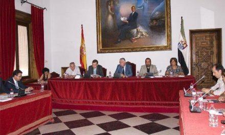 La Diputación de Cáceres aprueba más de 1 millón de euros en ayudas en materia cultural, deportiva y social