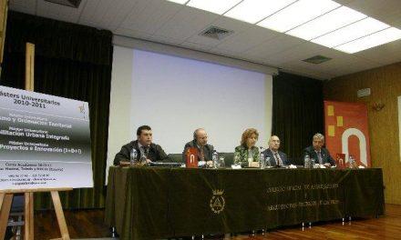 Cáceres 2016 inaugura la II Jornada Técnica del Plan Especial de la capital provincial