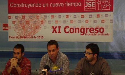 El congreso de Juventudes Socialistas elige este sábado nuevo secretario general y ejecutiva