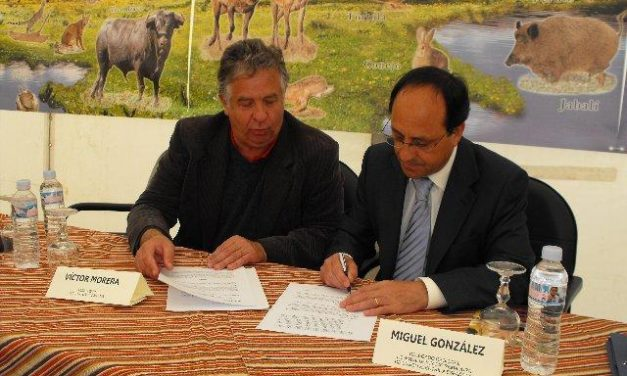 REE y Adersur firman un convenio para promover el desarrollo socio-ambiental de la comarca de Jerez