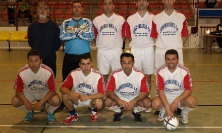 El Carnicería Lorenzo se alza con el primer puesto en la liga de fútbol sala Villa de Moraleja