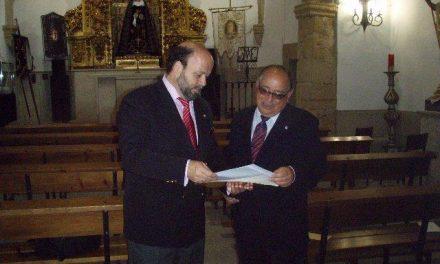 Las fundaciones Valhondo y San Lázaro apoyan económicamente la reforma de la Ermita de la Soledad