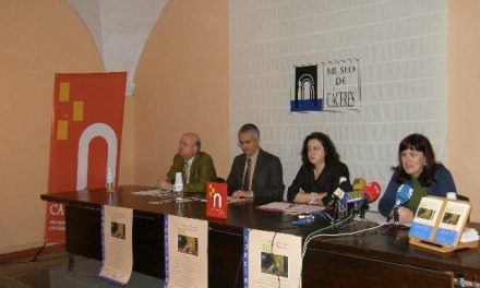 Cáceres 2016 colabora en las XIII Veladas Musicales de Primavera que se celebrarán hasta el 16 de mayo