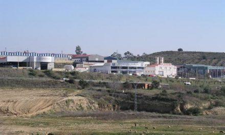 El polígono industrial Los Rosales de Coria sufre una madrugada de robos sin mayores consecuencias