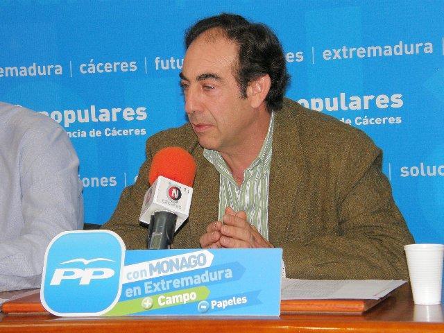 El Partido Popular de Cáceres pide a Fernández Vara que intervenga paralizando el ERE de Cetarsa