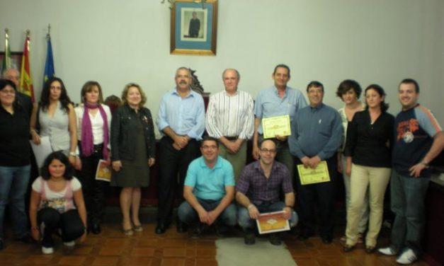 Asecoc y Adesval entregan los premios a los ganadores de la IV ruta de la Tapa celebrada en Coria