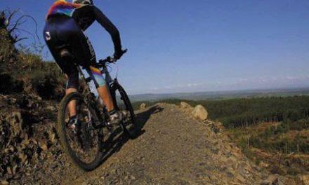 Los ciclistas de Hervás abogan por la creación de un circuito permanente de BTT en esta localidad