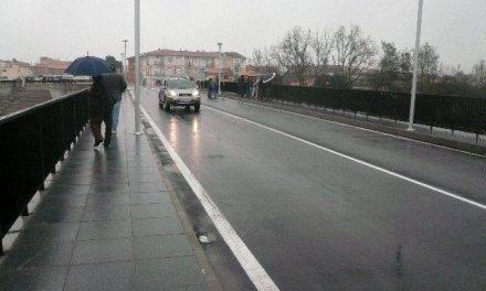 El PSOE denuncia que el Gobierno local ha incumplido el proyecto modificado redactado del puente nuevo