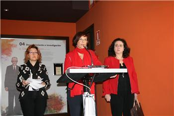 Cultura finaliza las obras de reforma y mejora del centro de interpretación de la Cueva de Maltravieso