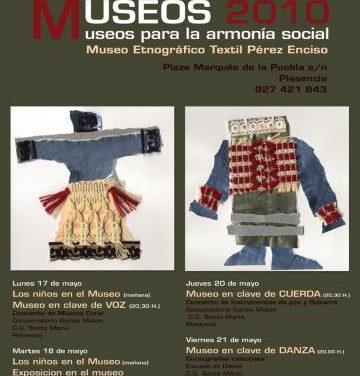El Museo Etnográfico de Plasencia organiza actividades para conmemorar el Día de los Museos