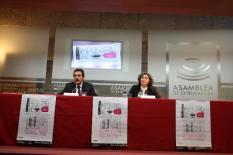 El alcalde de Mérida asiste a unas jornadas sobre participación política y social en la Asamblea