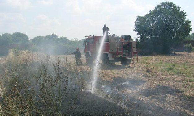 Los incendios forestales se han reducido este invierno en la región en más de un 74% debido a la climatología