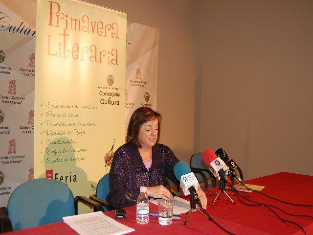 Más de 9600 personas han participado en las actividades de la tercera edición de la 'Primavera Literaria'