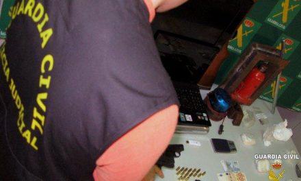 La Guardia Civil detiene a un agente de la benemérita en una operación de tráfico de drogas en Badajoz