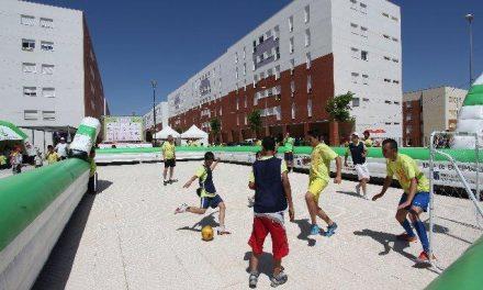 """El barrio pacense de Cerro Gordo acogerá este sábado el evento deportivo """"As Deporte en familia"""""""
