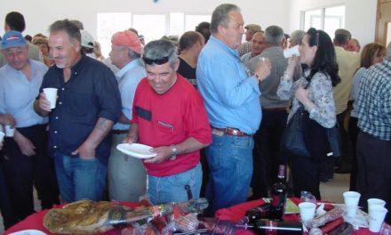 Robledillo de Trujillo celebra un año más su tradicional Feria Ganadera de Primavera con el apoyo de ADICOMT