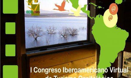 ADICOMT organiza hasta el 2 de julio el I Congreso Iberoamericano Virtual de Turismo Ornitológico