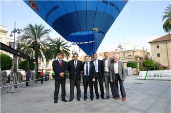 Extremadura acogerá del 17 al 20 de junio, por primera vez, la copa ibérica de Aeroestación