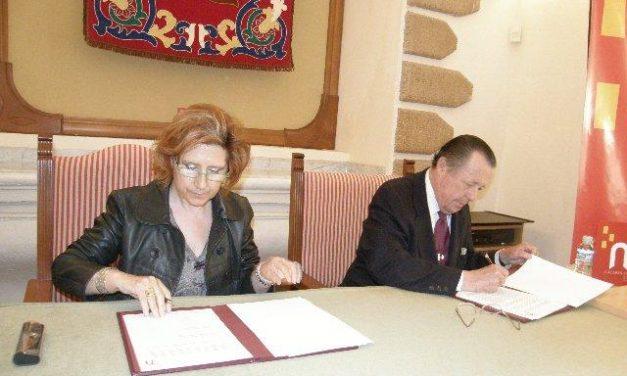 Cáceres 2016 y la Fundación San Benito firman un acuerdo de colaboración para apoyar la candidatura