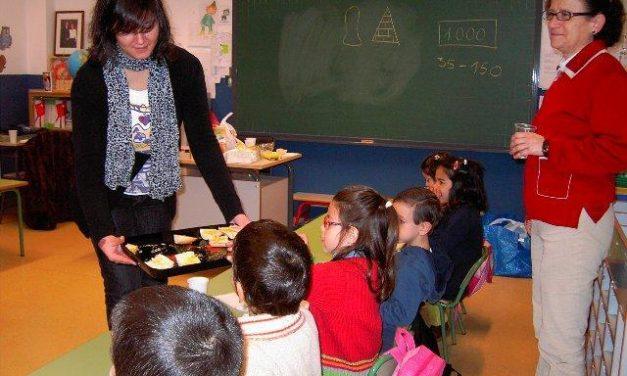 El Plan de Consumo de Frutas y Verduras en las escuelas llegará a más de 4.000 niños extremeños