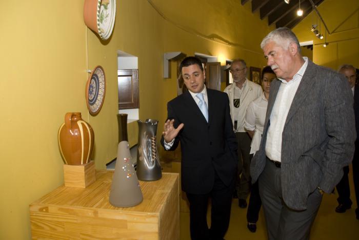 La Artesanía de Salvatierra de los Barros protagonista en el Centro de Artesanía del Palacio de Los Moraga