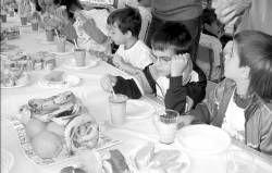 Unos 400 escolares de centros públicos y privados de Almendralejo aprenden hábitos de vida saludable