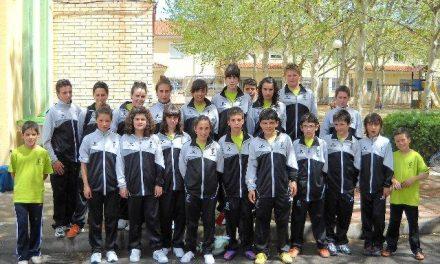 Torrejoncillo acoge el Campeonato JUDEX de badminton y el Campeonato Absoluto y Veteranos