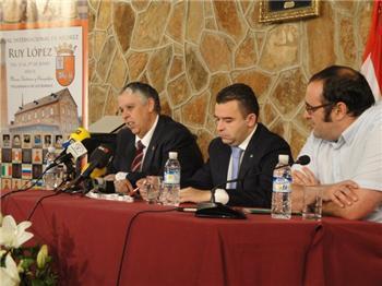 La IV edición del Festival Internacional de Ajedrez Ruy López se celebrará en Villafranca de los Barros