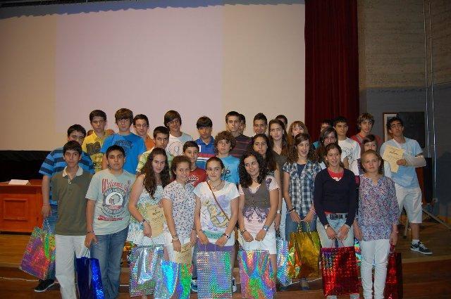 Tres alumnos de la provincia de Cáceres representarán a Extremadura en la XXI Olimpiada Matemática