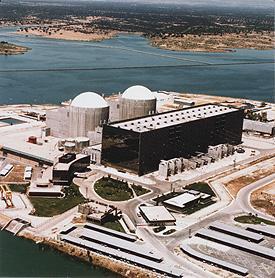 La Central Nuclear de Almaraz sufre una fuga de agua en una piscina de combustible