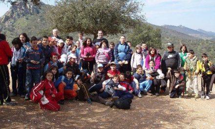 Más de 1.000 escolares extremeños participan en las actividades ecoeducativas de Adesval durante la primavera