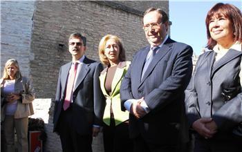 La Junta de Extremadura firma el pacto por el lince con Andalucía, Castilla-La Mancha y Medio Ambiente
