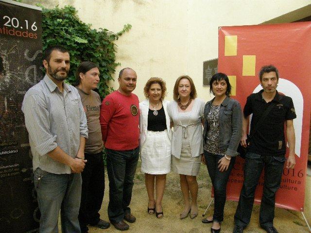 """El Consorcio Cáceres 2016 presenta el proyecto de identidad cultural """"CC Campus 20.16"""""""