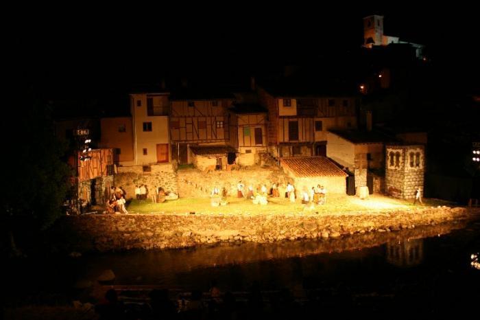 La Estrella de Hervás se convertirá en el atractivo de la fiesta de Los Conversos entre el 1 y 4 de julio