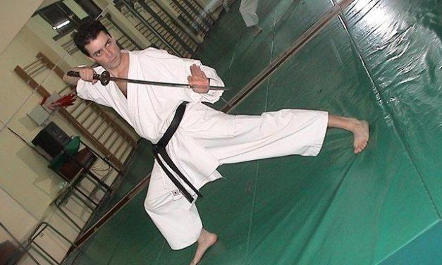 El karateka Miguel Ángel Trejo revalida su título como campeón de España de kárate en kata artística