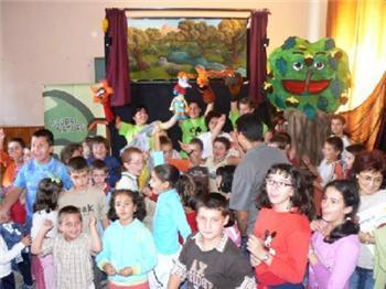 La campaña contra los incendios forestales llega esta semana a tres colegios de la provincia de Badajoz