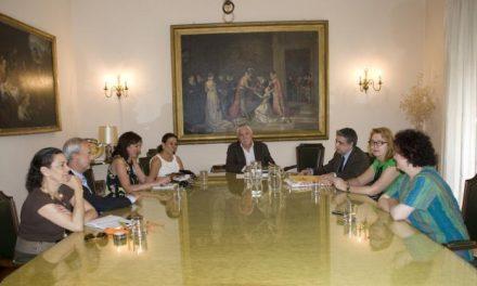 La Diputación de Cáceres y el Instituto Cervantes sientan las bases para la promoción de actividades culturales