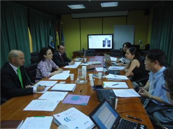 Expertos de la OCDE visitan la región para estudiar nuevas oportunidades de empleos verdes